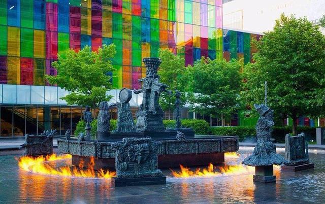 十大喷泉设计之一