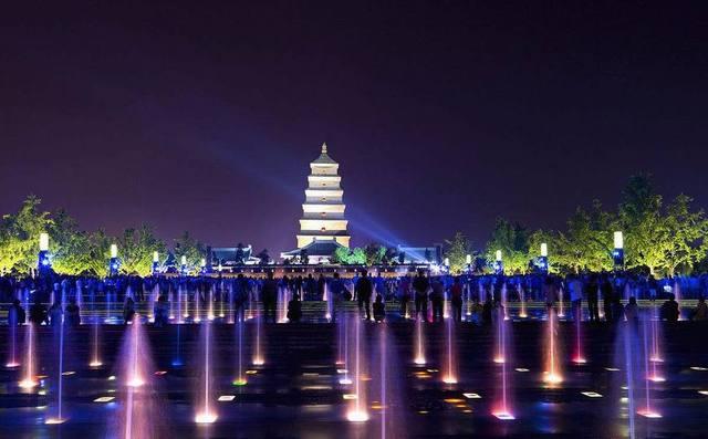 十大喷泉设计
