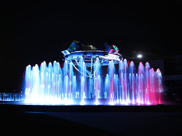 音乐喷泉设备日常维护要注意什么?