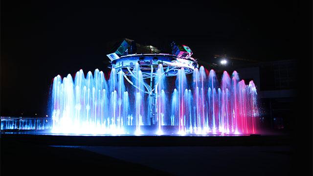 音乐喷泉设计理念