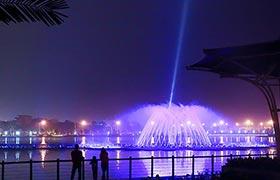 安徽铜陵东部新城区滨湖公园