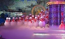舞台/水域喷雾