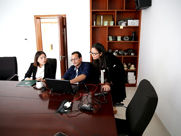 印度客户考察(2)