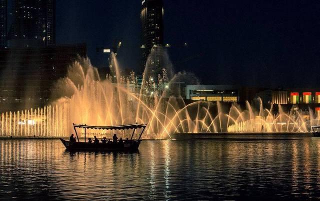 排行前十喷泉设计