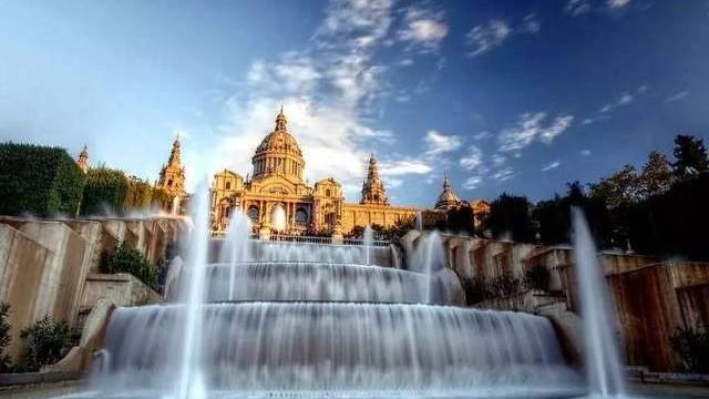 全球顶级十大喷泉设计,声光水色奇迹欣赏(下)