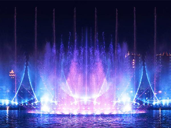 喷泉水景工程