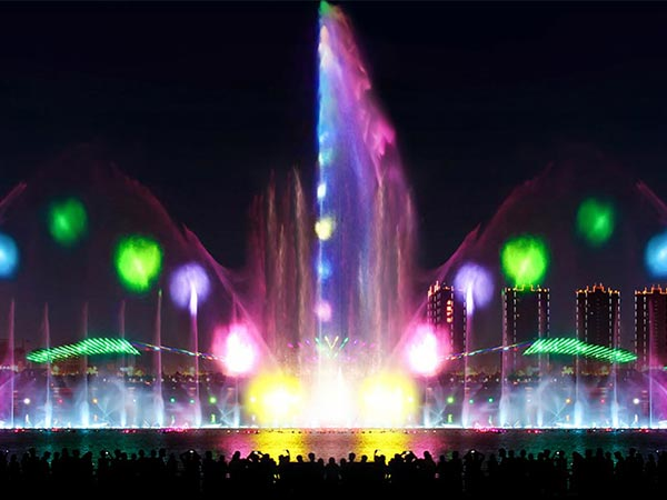 喷泉公司的喷泉设计遵循的规则